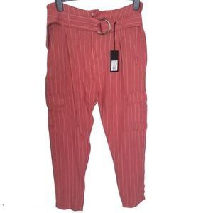 Streetwear.S  NWT Trousers Pants with Belt, XL